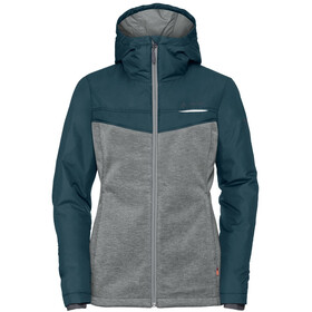 VAUDE Tirano II Jacket Women pewter grey